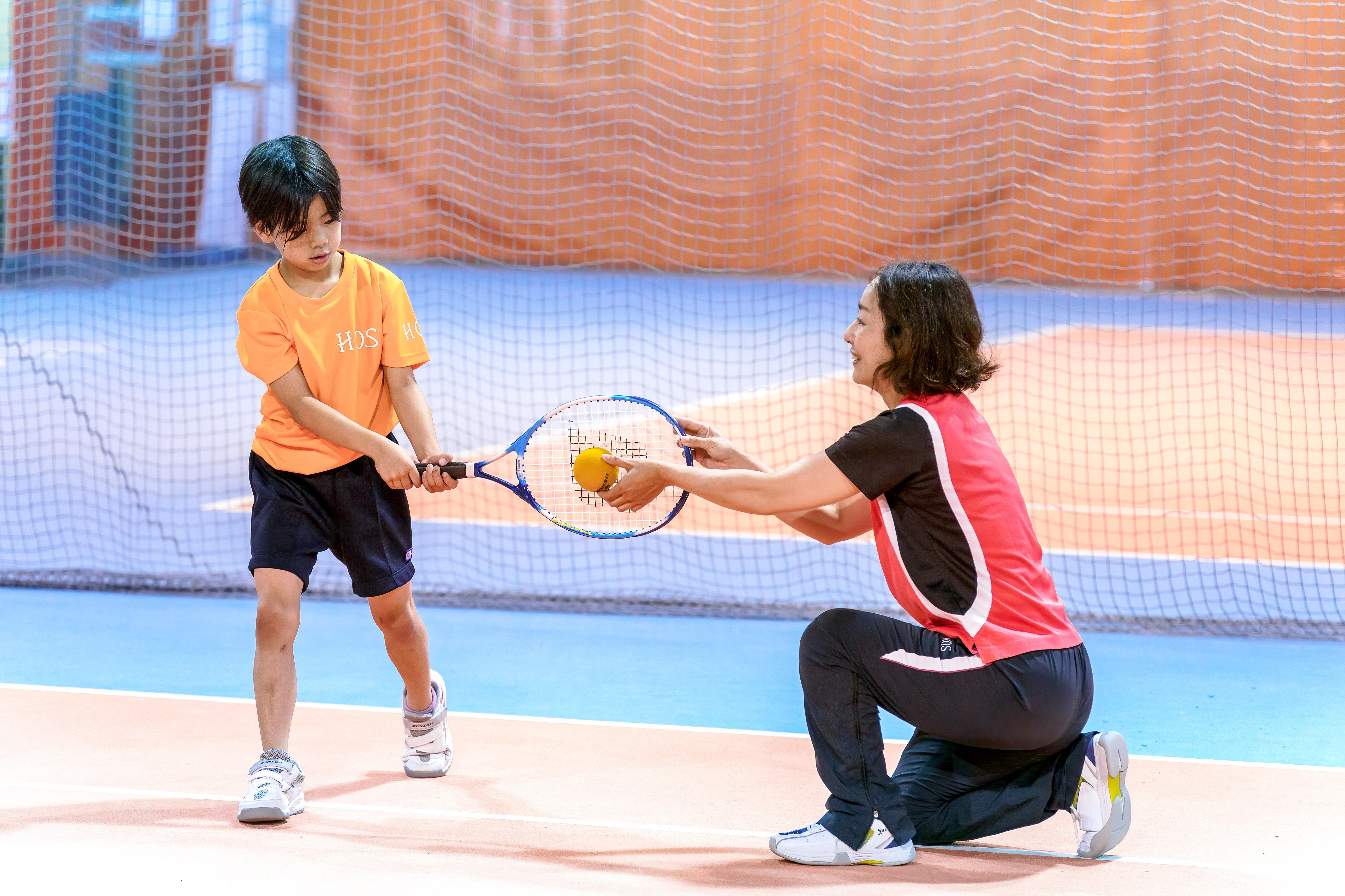 Jr.tennis